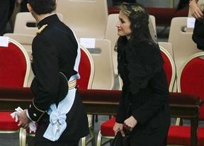 De cómo la Princesa de Asturias no cumple con el protocolo por 2 cm en su falda