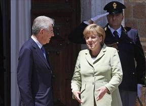 Merkel: es el Estado español quien responde por la recapitalización de sus bancos