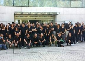 Los trabajadores de la Radiotelevisión de Castilla-La Mancha se rebelan con los 'Viernes a Negro'