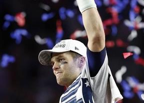 Los Patriots conquistan su cuarta Super Bowl gracias a un estelar Tom Brady