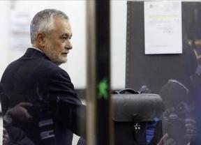 Griñán negó al juez, durante cerca de cuatro horas, haber conocido informes alertando de los ERE
