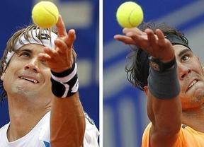 Habrá final española: Nadal y Ferrer se disputarán el título tras el triunfo ante Tsonga y Djokovic