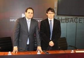 La Diputación de Albacete y OPA fomentarán el espíritu emprendedor entre estudiantes