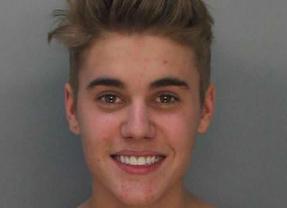 Justin Bieber, uno más para la justicia... de EEUU: arrestado y multado por conducir peligrosamente