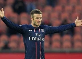David Beckham se despide del fútbol: se retira a sus 38 años
