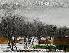 Aemet advierte de que este lunes la Región de Murcia estará en alerta amarilla por nieve a partir de los 400 metros