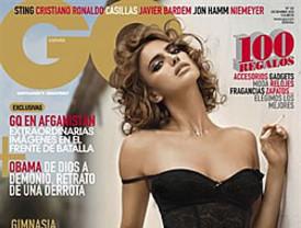 La novia de Cristiano Ronaldo, Irina Shayk, no quería posar desnuda y estalla contra la revista 'GQ'