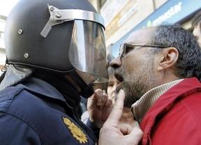 21 detenidos durante las protestas en Valencia