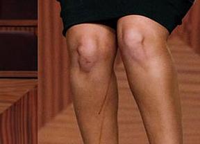 El sonrojante incidente en directo de Cristina Aguilera: ¿sangre o crema?