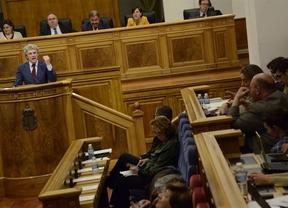 El presidente de las Cortes de Castilla-La Mancha suspende el debate sobre el sueldo de los diputados