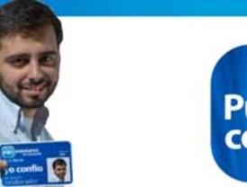 El PP de Valladolid ofrece en Facebook un carné de colaborador