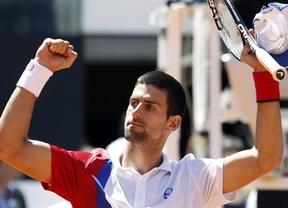 Roland Garros 2012: Debut limpio de Djokovic imponiéndose al italiano Starace en 3 sets