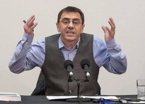 Crónica de una dimisión anunciada: Monedero deja la dirección de Podemos después de criticar la estrategia del partido