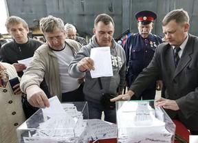 La UE tendrá este domingo la mirada puesta en las urnas... también en Ucrania