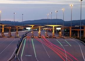 Las autopistas de peaje se quedan sin coches