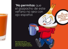 Una campaña para proteger el ajo castellano-manchego frente al producto procedente de China