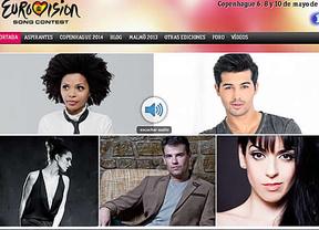 RTVE desvela las canciones candidatas a representar a España en Eurovisión 2014