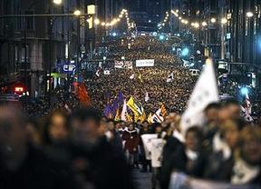 Autorizada la manifestación de Bilbao dedicada a los presos de ETA pese a la fuerte polémica