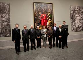 'El Expolio', restaurado y listo para conmemorar el IV Centenario de la muerte de El Greco