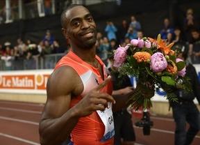 Tyson Gay acepta su sanción por dopaje y devuelve su medalla de los JJOO de Londres 2012