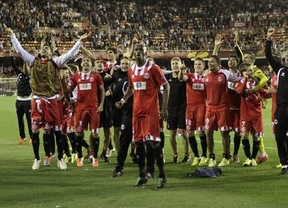 El Sevilla llega a la final de la Europa League con la eliminación más cruel para el Valencia (3-1)