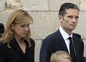 La prensa sigue golpeando a Urdangarín y la infanta Cristina