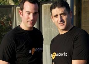 Nir y Roy son los creadores de Moovit, una app que ha llegado a 20 países tras su nacimiento en Israel hace poco más de 2 años