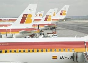 Iberia anuncia el despido de 4.500 personas, una cuarta parte de su plantilla