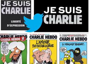'Je suis Charlie': Twitter muestra su rechazo al ataque al semanario francés