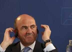 Guindos 'brotea' al FMI: vuelve a asegurar que la economía española crecerá en 2014