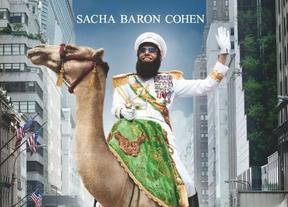 'El dictador': Borat ejerce de Gaddafi