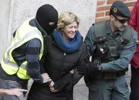 Los 8 detenidos en la operación contra el 'frente de cárceles' de ETA declaran hoy ante juez Eloy Velasco
