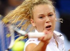 La tenista danesa Wozniacki hace doblete: también acabará como la número uno del mundo