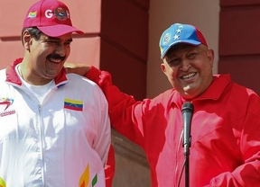 Aseguran que Chávez se comunicó por escrito en una reunión con Maduro de 5 horas y media