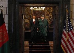 Obama firma un acuerdo de posguerra en su viaje a Afganistán