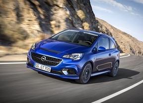 Opel lanza en España el nuevo Corsa OPC, con 207 caballos de potencia