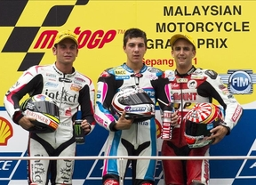 Viñales vence en Sepang, Terol pierde la oportunidad de ser campeón y Marquez se quedó sin competir