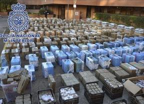 Cae una red marroquí de traficantes de hachís con extensiones en Castilla-La Mancha