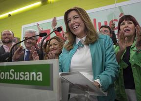 El PSOE vuelve a ganar las elecciones andaluzas con un panorama distinto: PP se desploma y Podemos es la nueva tercera fuerza