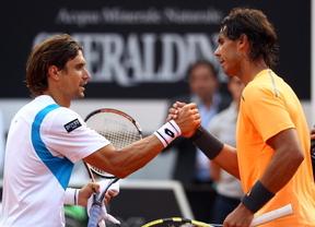 El triunfo de Ferrer en París amenaza el cuarto puesto del lesionado Nadal en la lista ATP