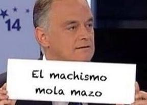 González Pons critica a Valenciano por retuitear su 'meme' con la polémica del machismo