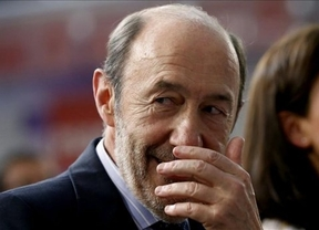 Debate con Rajoy: Rubalcaba estalla... contra la izquierda real