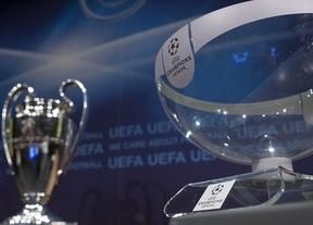 El sorteo en directo de la Champions y la Europa League, desde las 12:00 h.