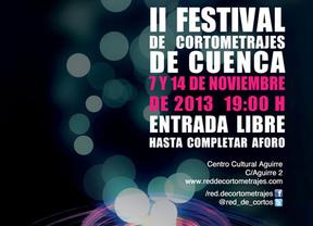 Cuenca acoge el II Festival de Cortometrajes