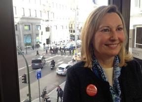 Amparo Valcarce retira su candidatura para presidir la lista del PSM a la Comunidad de Madrid