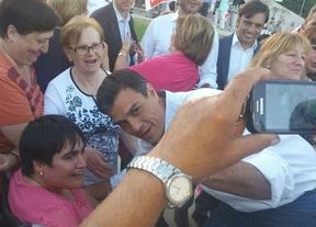 Pedro S�nchez promete en Palma una tarifa plana a�rea de 30 euros