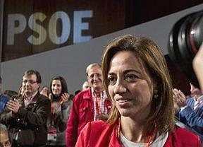 Chacón abre una brecha en el PSC posicionándose en contra del 'derecho a decidir' en Cataluña