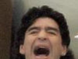 """Cahe realista:""""Debemos agradecerle a Dios que Diego esté vivo"""""""