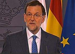 Rajoy se aferra al puesto retando a Bárcenas: 'Los SMS sólo ratifican que la Administración no se somete a chantaje'