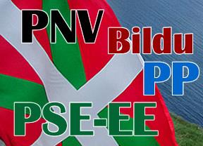 Bildu tendrá la llave del Gobierno vasco, con el PNV como gran ganador de las primeras elecciones sin ETA